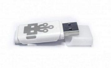 réparer clef USB