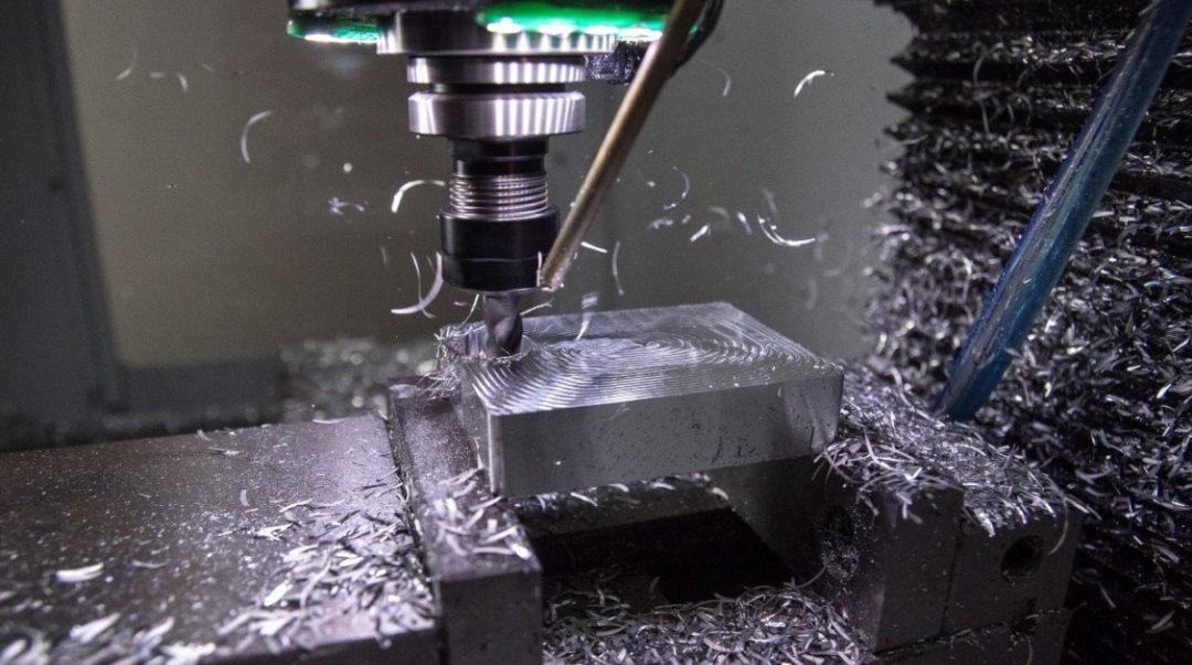 en quoi consiste usinage metal