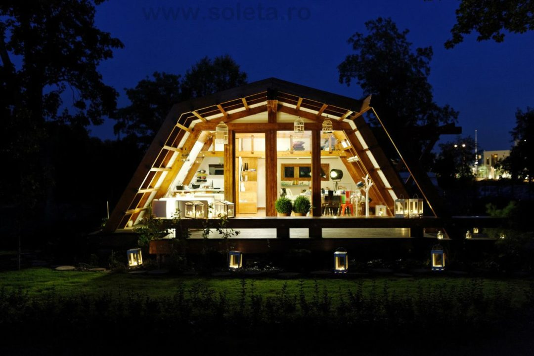 soleta zero energy maison passive ecologique