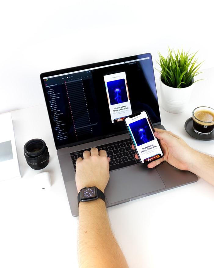 logiciel pour creer une application mobile