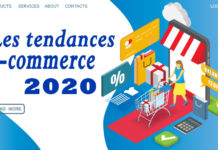 tendances e commerce 2020