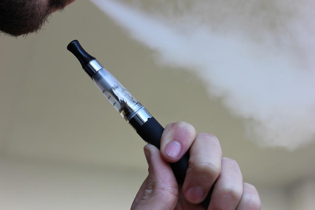 Zoom sur le clearomiseur pour cigarette électronique